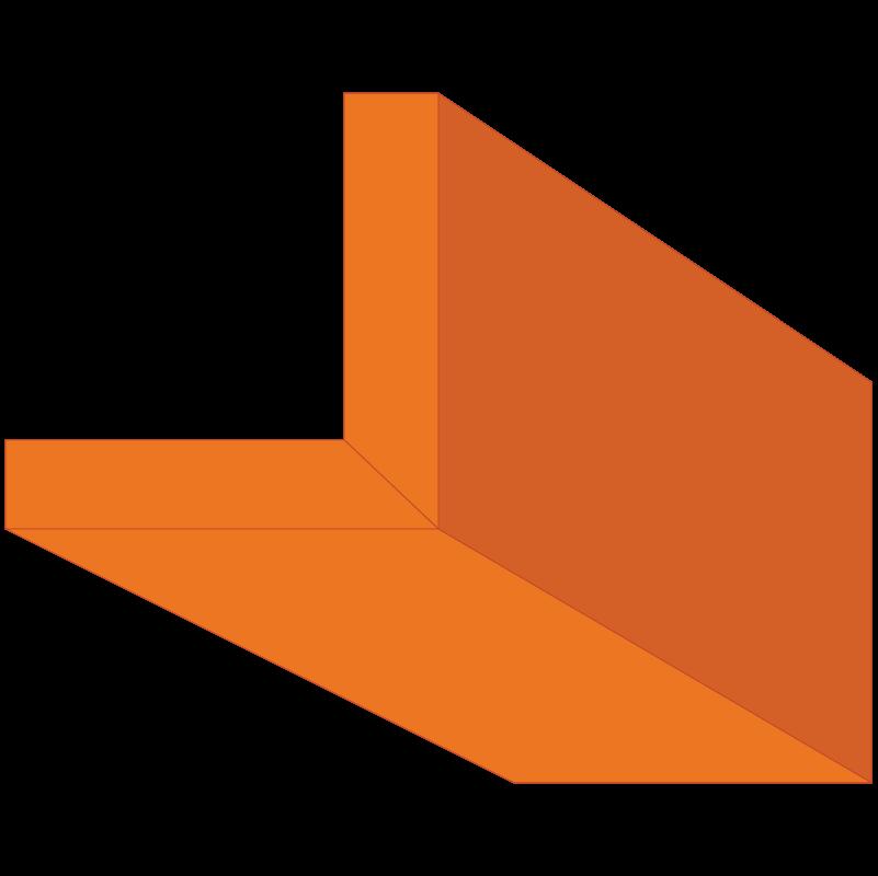 Edge-FX Preformed Gypsum Drywall profile #001