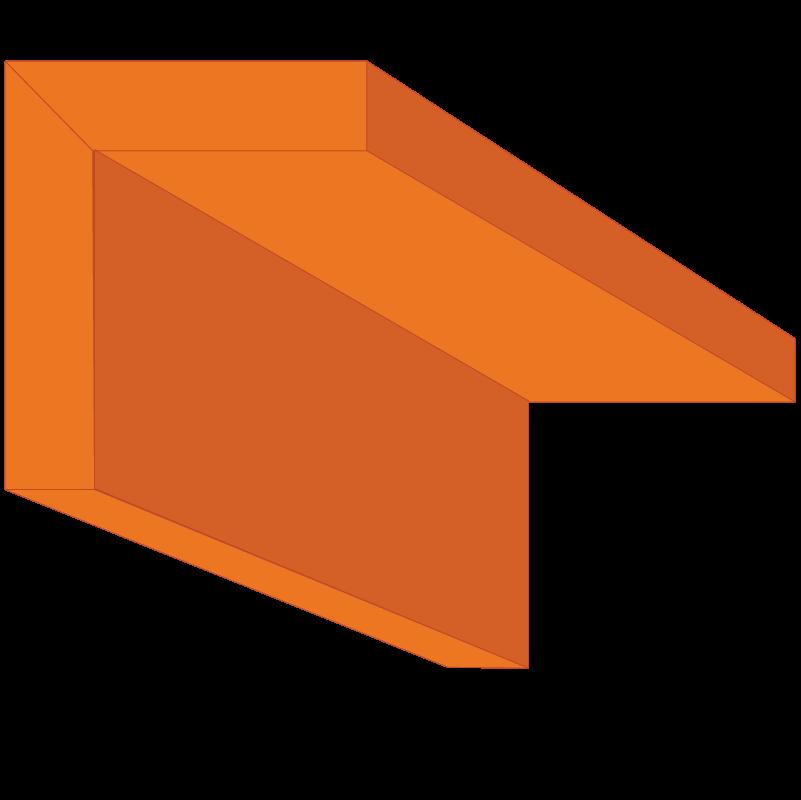 Edge-FX Preformed Gypsum Drywall profile #002