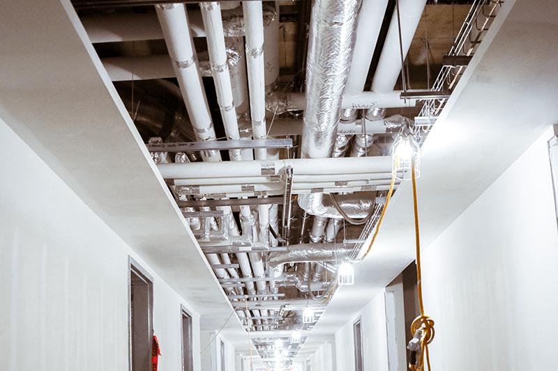 EDGE-FX preformed prefab gypsum drywall custom