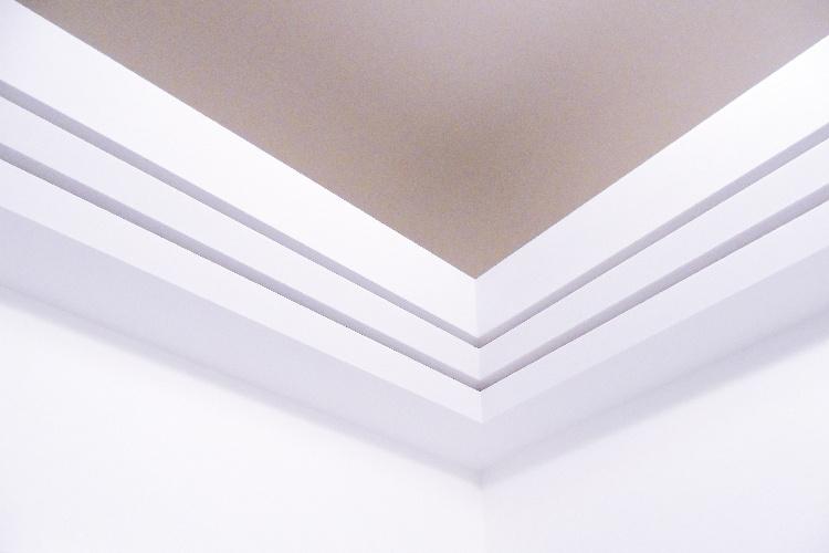 EDGE-FX preformed prefab gypsum drywall custom offset gypsum angles