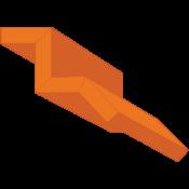 Edge-FX Preformed Gypsum Drywall profile #024